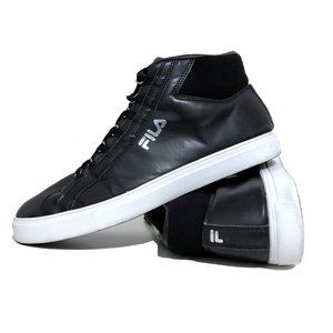 FILA Men's Classic Lace-up Mid High Top Sneaker 11